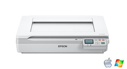 Scanner Réseau EPSON WorkForce DS-50000N