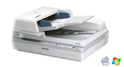 Scanner Réseau EPSON WorkForce DS-70000