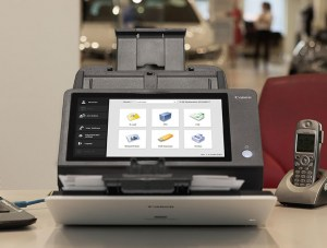 CANON ScanFront 400 Image 2