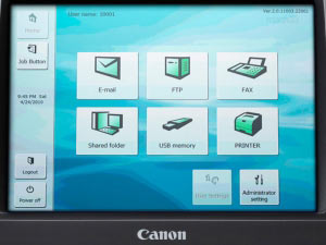 CANON ScanFront 330 Image 2