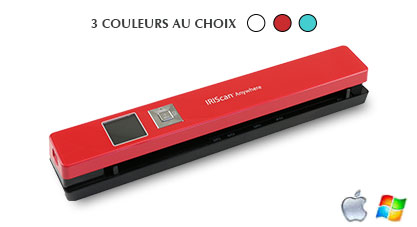 IRISCan Anywhere 5 Rouge